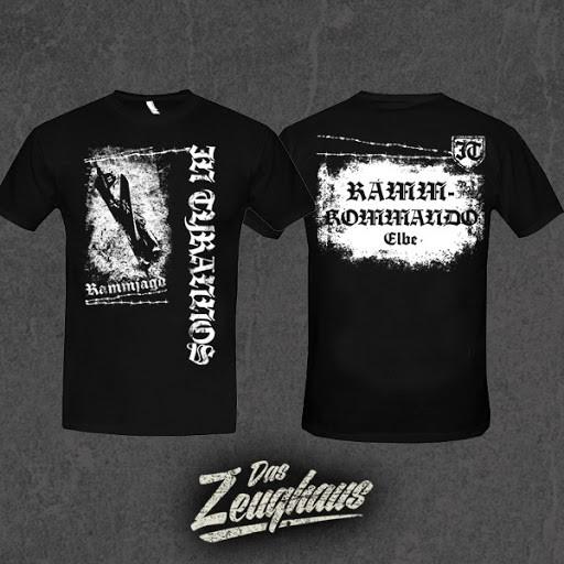 Frauen T-Shirt In Tyrannos - Rammjagd
