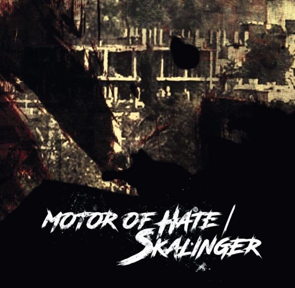 Motor of hate / Skalinger CD
