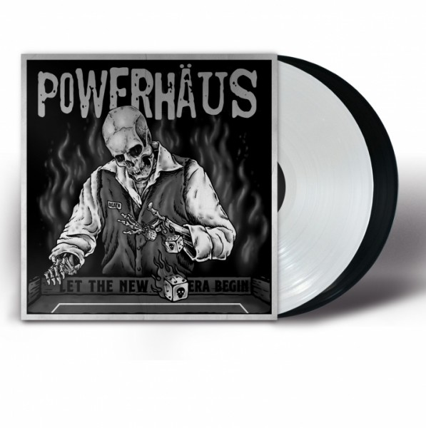 Powerhäus ( BfG + Final War ) - Let the New Eara begin-LP