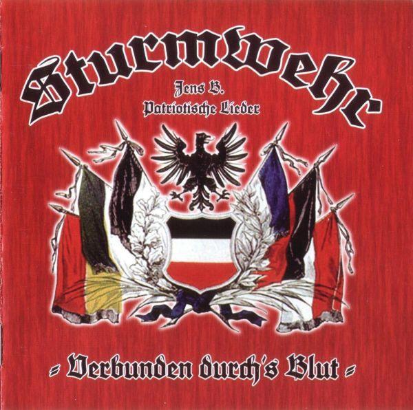 Sturmwehr - Verbunden durch's Blut CD