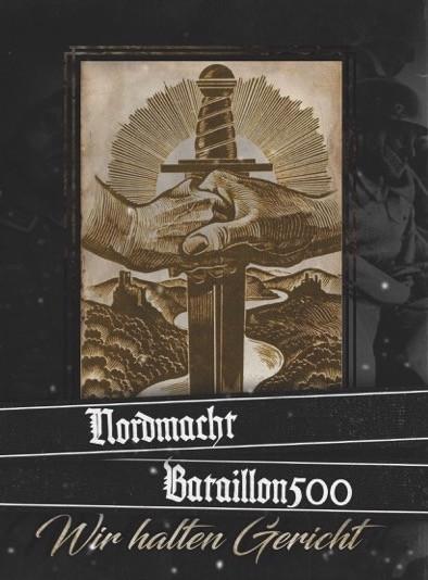 Nordmacht & Bataillon 500 - Wir halten Gericht CD