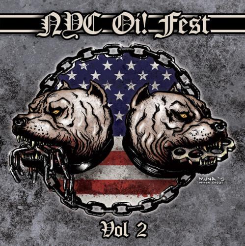 NYC Oi! Fest Vol. 2 CD