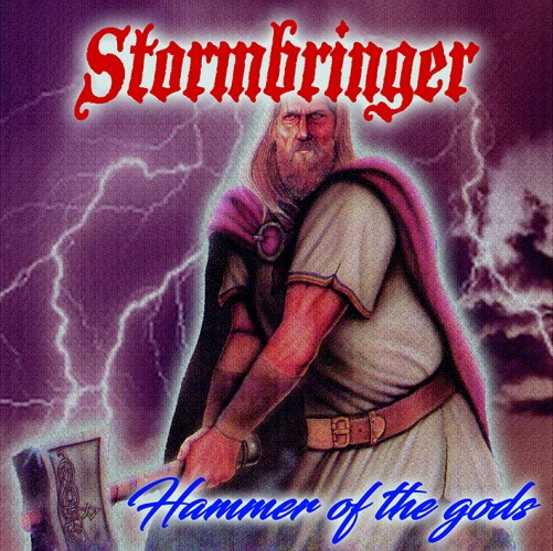 Stormbringer - Hammer of the gods LP