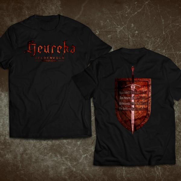 Heureka - Heldenvolk T-Hemd