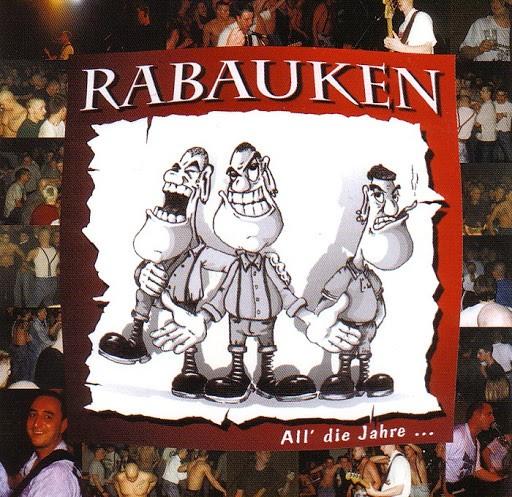 Rabauken - All die Jahre ... CD