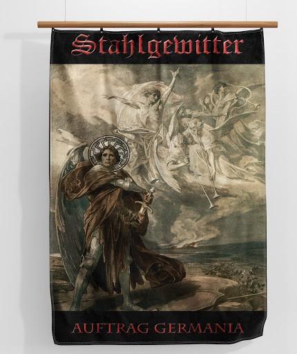 Stahlgewitter - Auftrag Germania Fahne