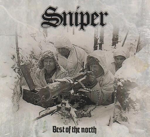 Sniper - Best of the north limitierte Digipak CD