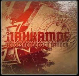 """Nahkampf - Totgesagte leben länger LP + 7"""" schwarz"""