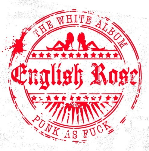 English Rose - The White Album Vinyl