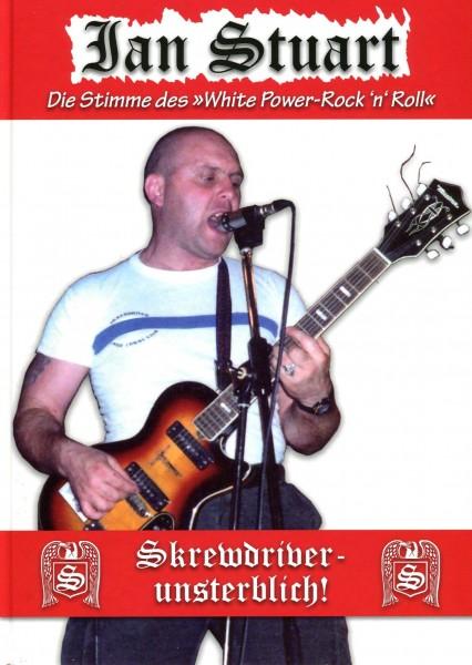 Ian Stuart - die unabhängige Stimme des White Power-Rock 'n' Roll Buch