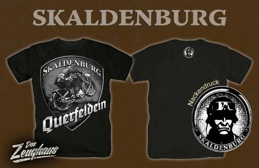 Querfeldein Skaldenburg T-Hemd