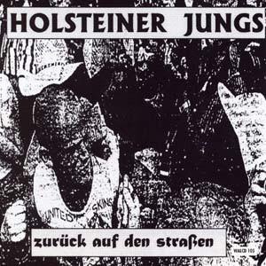 Holsteiner Jungs - Zurück auf den Strassen CD