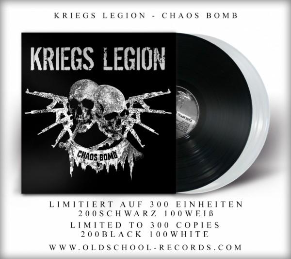 Kriegs Legion - Awaken The Iron Vinyl