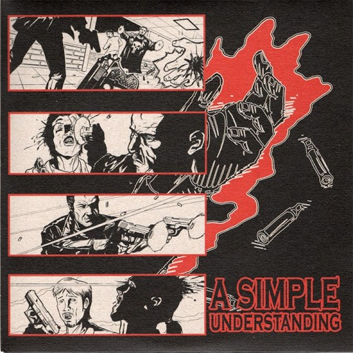 "A simple understanding 7"" Empire Falls/Councint Betty/Lamonades"