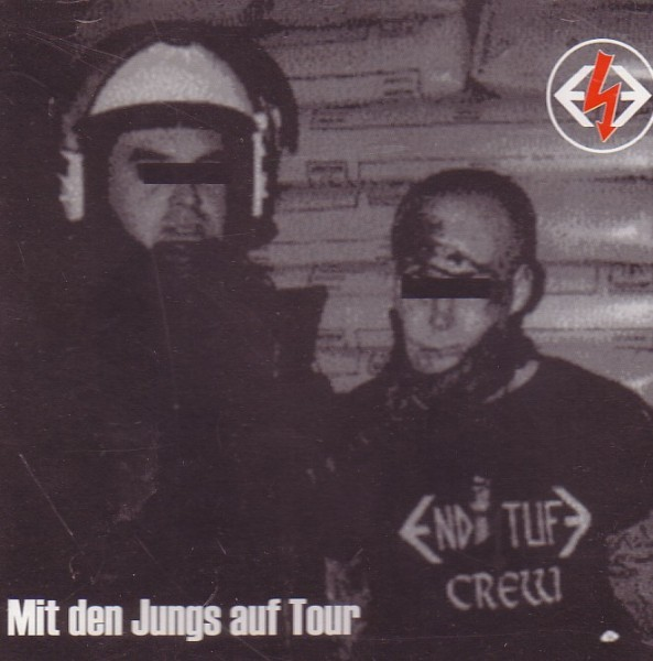 Endstufe - Mit den Jungs auf Tour CD