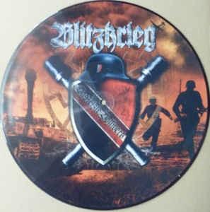 Blitzkrieg - Das letzte Bollwerk Pic LP