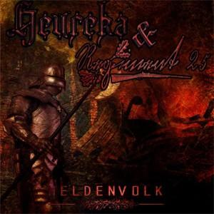 Heureka / Regiment 25 - Heldenvolk CD