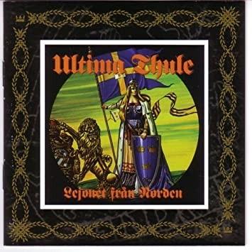 Ultima Thule - Lejonet fran Norden CD