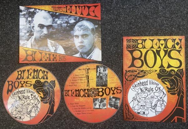 Bleach Boys - Skinhead Vikings Rule OK Picture -LP