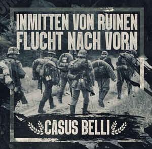 INMITTEN VON RUINEN / FLUCHT NACH VORN - CASUS BELLI CD