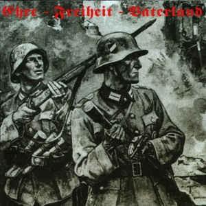 Schwarzer Orden / Nahkampf - Ehre - Freiheit - Vaterland CD