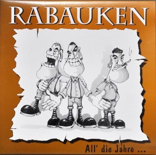 Rabauken - All die Jahre ... LP gold