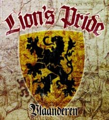 Lion's Pride - Vlaanderen - MCD & DVD