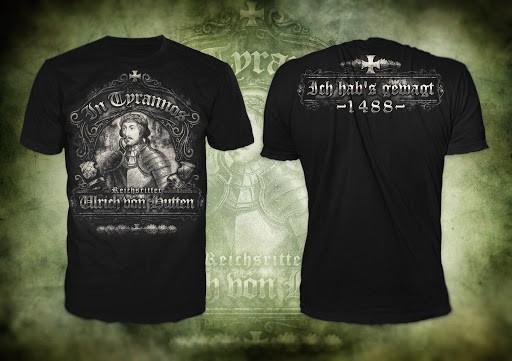 In Tyrannos - Reichsritter T-Hemd