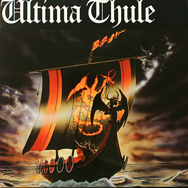 Ultima Thule - The early years 1984 - 1987 LP